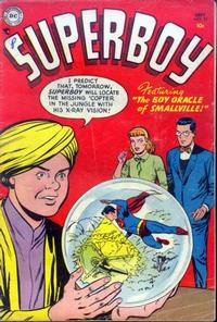 Cover Thumbnail for Superboy (DC, 1949 series) #35