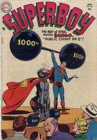 Cover Thumbnail for Superboy (DC, 1949 series) #38