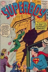 Cover Thumbnail for Superboy (DC, 1949 series) #39
