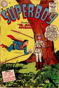 Cover Thumbnail for Superboy (DC, 1949 series) #40