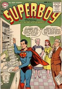 Cover Thumbnail for Superboy (DC, 1949 series) #41