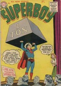 Cover Thumbnail for Superboy (DC, 1949 series) #44
