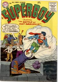 Cover Thumbnail for Superboy (DC, 1949 series) #46