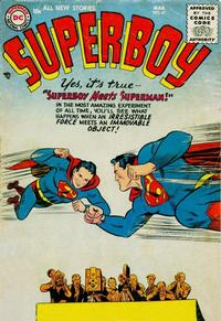 Cover Thumbnail for Superboy (DC, 1949 series) #47