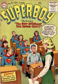 Cover Thumbnail for Superboy (DC, 1949 series) #48