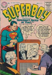 Cover Thumbnail for Superboy (DC, 1949 series) #53
