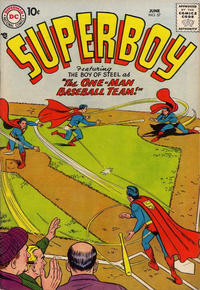 Cover Thumbnail for Superboy (DC, 1949 series) #57