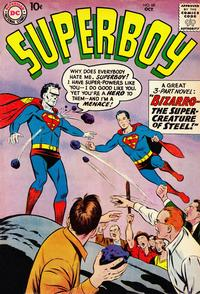 Cover Thumbnail for Superboy (DC, 1949 series) #68