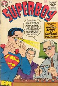 Cover Thumbnail for Superboy (DC, 1949 series) #70