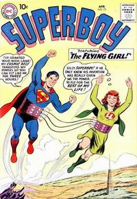 Cover Thumbnail for Superboy (DC, 1949 series) #72