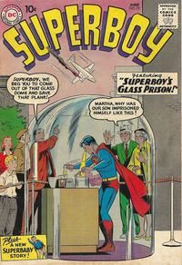Cover Thumbnail for Superboy (DC, 1949 series) #73
