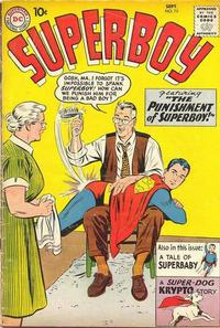 Cover Thumbnail for Superboy (DC, 1949 series) #75