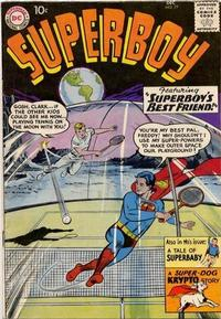 Cover Thumbnail for Superboy (DC, 1949 series) #77