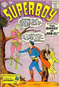 Cover Thumbnail for Superboy (DC, 1949 series) #78