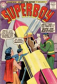 Cover for Superboy (DC, 1949 series) #79