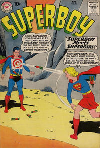 Cover Thumbnail for Superboy (DC, 1949 series) #80