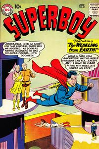 Cover Thumbnail for Superboy (DC, 1949 series) #81