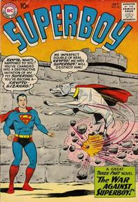 Cover Thumbnail for Superboy (DC, 1949 series) #82