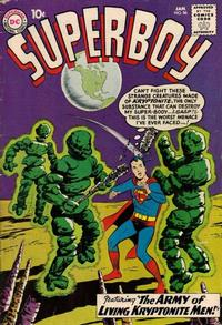 Cover Thumbnail for Superboy (DC, 1949 series) #86