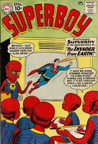Cover Thumbnail for Superboy (DC, 1949 series) #88