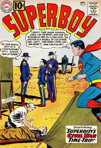 Cover Thumbnail for Superboy (DC, 1949 series) #91