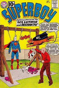 Cover Thumbnail for Superboy (DC, 1949 series) #92