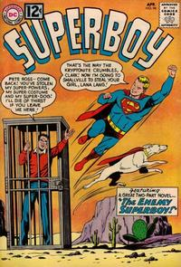 Cover Thumbnail for Superboy (DC, 1949 series) #96