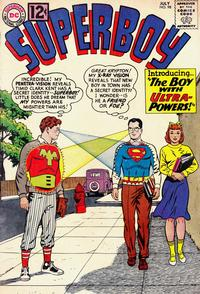 Cover Thumbnail for Superboy (DC, 1949 series) #98