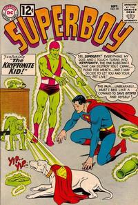 Cover Thumbnail for Superboy (DC, 1949 series) #99