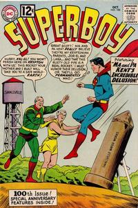 Cover Thumbnail for Superboy (DC, 1949 series) #100
