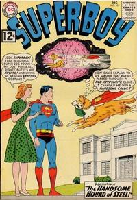 Cover Thumbnail for Superboy (DC, 1949 series) #101