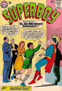 Cover Thumbnail for Superboy (DC, 1949 series) #104