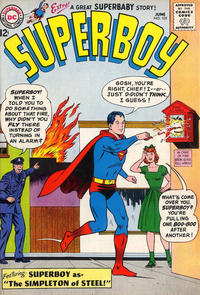 Cover Thumbnail for Superboy (DC, 1949 series) #105