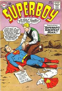 Cover Thumbnail for Superboy (DC, 1949 series) #106