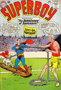 Cover Thumbnail for Superboy (DC, 1949 series) #110