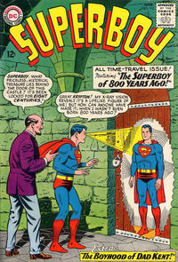 Cover Thumbnail for Superboy (DC, 1949 series) #113