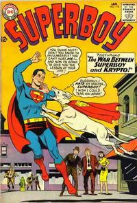 Cover Thumbnail for Superboy (DC, 1949 series) #118