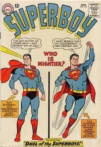 Cover Thumbnail for Superboy (DC, 1949 series) #119