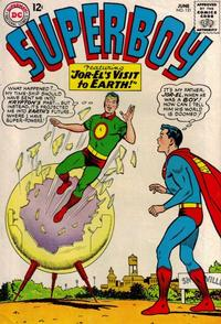 Cover Thumbnail for Superboy (DC, 1949 series) #121