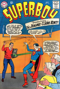 Cover Thumbnail for Superboy (DC, 1949 series) #122