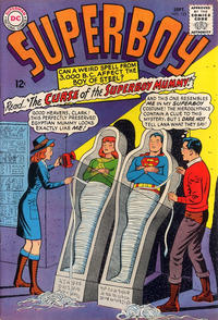 Cover Thumbnail for Superboy (DC, 1949 series) #123