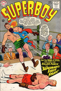 Cover Thumbnail for Superboy (DC, 1949 series) #124