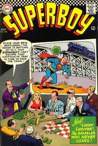 Cover Thumbnail for Superboy (DC, 1949 series) #140