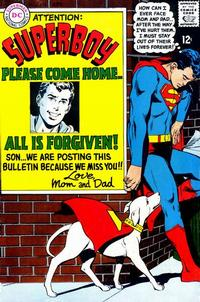 Cover Thumbnail for Superboy (DC, 1949 series) #146
