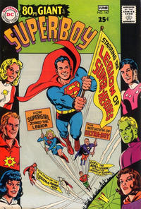 Cover Thumbnail for Superboy (DC, 1949 series) #147