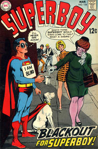 Cover Thumbnail for Superboy (DC, 1949 series) #154