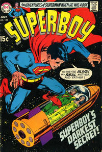 Cover Thumbnail for Superboy (DC, 1949 series) #158