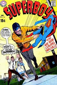 Cover Thumbnail for Superboy (DC, 1949 series) #161