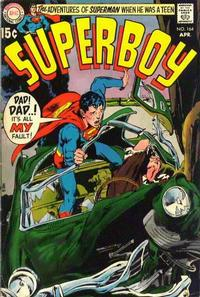 Cover Thumbnail for Superboy (DC, 1949 series) #164