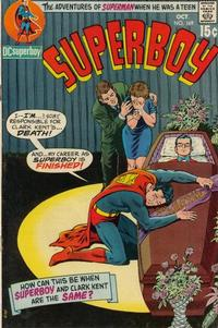 Cover Thumbnail for Superboy (DC, 1949 series) #169